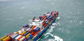 fuel ships navigating extreme weather
