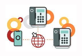 VoIP provides a global communications tool