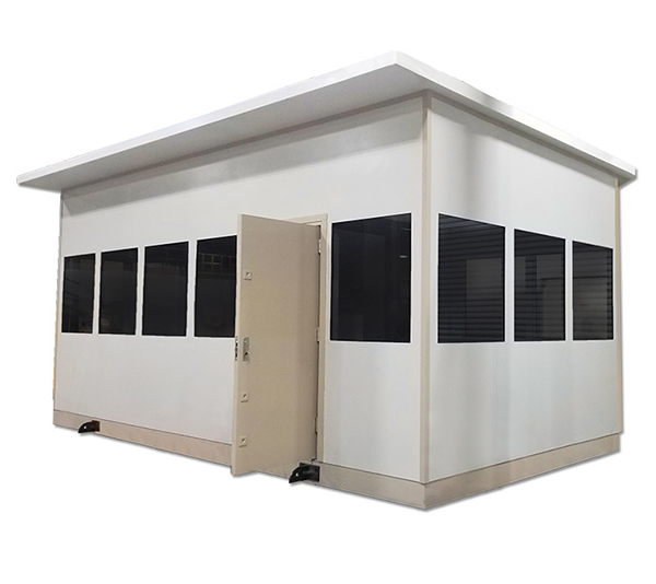 panel built force rated building