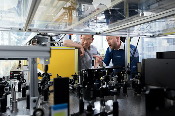 The human factory in Industry 4.0 continues to be critical.