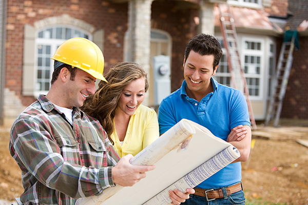 consult a reliable house builder