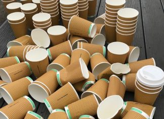 From single-use plastic coffee cups to decking.