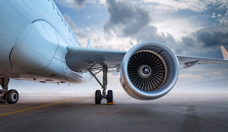 Lightweight aerospace coatings reduce drag which can save fleet managers millions in fuel costs.