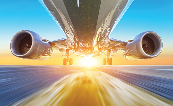 Long lasting aerospace coatings can significantly reduce downtime.