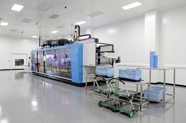 TEQ has state-of-the-art cleanrooms at Hucknall Industrial Park, near Nottingham, and in Poznan, Poland