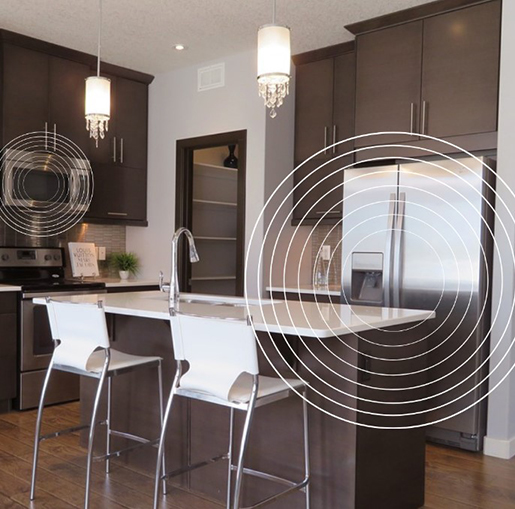 knowles bluetooth enabled kitchen