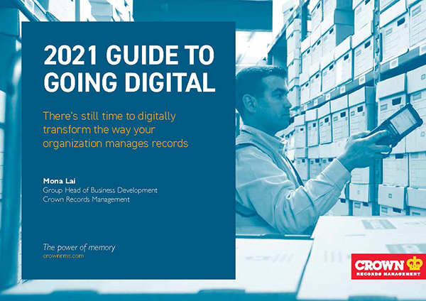 crown records management crm guide to going digital whitepaper