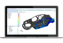 Welding simulation on a car prototype, © ESI Group