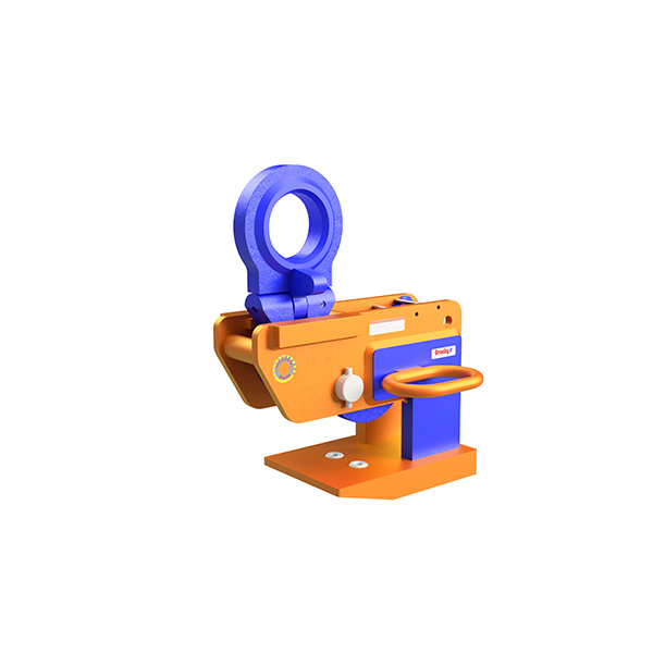 The Crosby Group's extensive portfolio for the renewables market includes a range of vertical and horizontal lifting clamps.