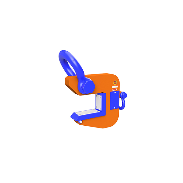 The replaceable inserts of the CrosbyIP pipe hook are made from soft steel to prevent contamination and marring.