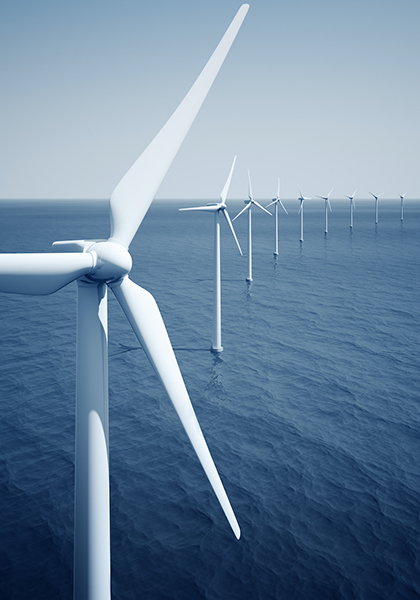 The wind industry is one of the world's most demanding industries.