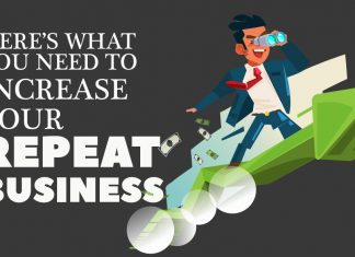 here's what you need to increase your repeat business