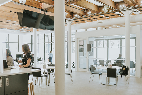 The Modern Digital Agency for Manufacturers, Chicago Office