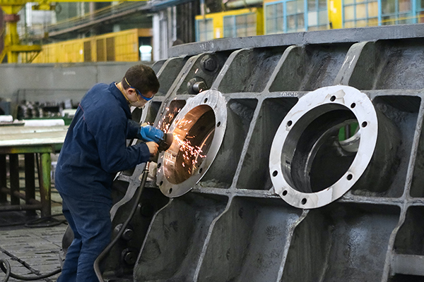 Government incentives such as the ERC are intended to reward manufacturers for retaining their workforce.