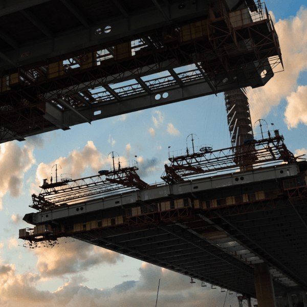 New construction and rehab of roads and bridges are set to dramatically increase safety. (Credit: istockphoto)