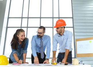 Reskilling and upskilling can help combat the talent gap and grow your workforce as project management continues to be an imperative role. - Image by Bigstock