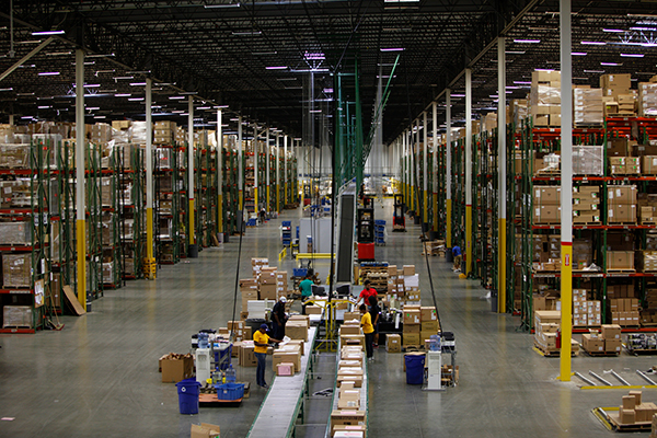scansource distribution center southaven ms