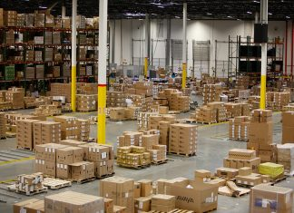 ScanSource Distribution Center, Southave, MS