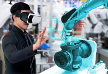 """AR and VR were considered a gimmick but now organizations are realizing there is a need for a remote presence for """"connected workers."""""""