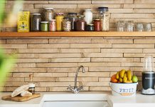 protect the kitchen from bacteria with antimicrobial coatings