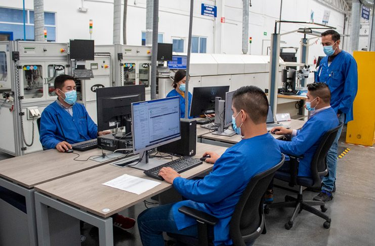 Eastek International, based in Illinois, recently expanded to Mexico in partnership with Entrada Group, to complement production in Asia