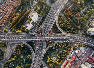 congested roadways